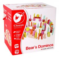 Bears Dominos, 109 db
