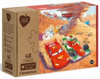 Play for Future puzzle - Cars, 3x48 db